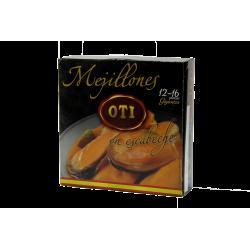 Mejillones en escabeche OTI